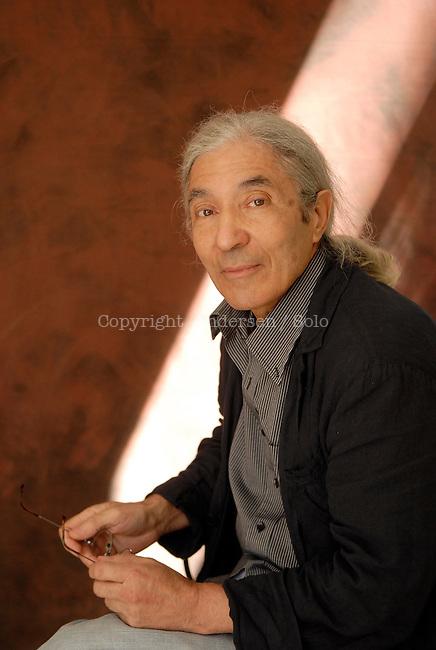 Boualem Sansal, Algerian writer in 2011.