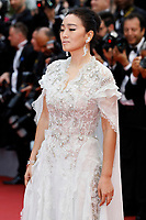 Gong Li attending the opening ceremony and screening of 'The Dead Don't Die' during the 72nd Cannes Film Festival at the Palais des Festivals on May 14, 2019 in Cannes, France