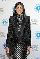 NEW YORK, NY - OCTOBER 27:  Designer Rachel Roy attends the World of Children Awards Ceremony at 583 Park  on October 27, 2016 in New York City. Photo by John Palmer/ MediaPunch
