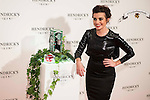 """Anita de Rey attends to the photocall of the """"Navidad Impepinable"""" the event to the presentation of the new pack """"Convervatorium of Hendrik's Gin in Madrid, December 15, 2015<br /> (ALTERPHOTOS/BorjaB.Hojas)"""