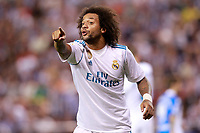 Real Madrid's Marcelo Vieira during La Liga match. August 20,2017. (ALTERPHOTOS/Acero)<br /> Deportivo La Coruna - Real Madrid <br /> Liga Campionato Spagna 2017/2018<br /> Foto Alterphotos / Insidefoto <br /> ITALY ONLY