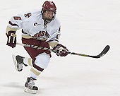 Tim Kunes - The Boston College Eagles defeated Northeastern University Huskies 5-3 on Saturday, November 19, 2005, at Kelley Rink in Conte Forum at Chestnut Hill, MA.