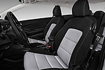 Front seat view of 2016 KIA Forte-Koup EX 2 Door Coupe Front Seat  car photos