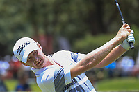 Justin harding (RSA) in action during the third round of the Magical Kenya Open, Karen Country Club, Nairobi, Kenya. 16/03/2019<br /> Picture: Golffile | Phil Inglis<br /> <br /> <br /> All photo usage must carry mandatory copyright credit (&copy; Golffile | Phil Inglis)