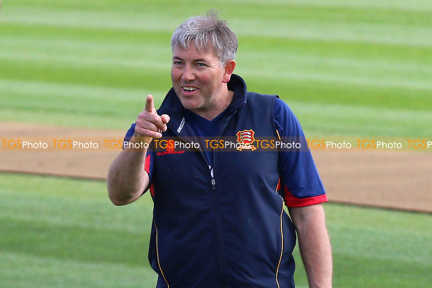 Essex head coach Chris Silverwood during Sussex CCC vs Essex CCC, Specsavers County Championship Division 2 Cricket at The 1st Central County Ground on 19th April 2016