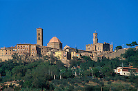 Italien, Toskana, Volterra