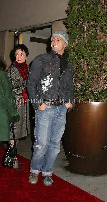 "Billy Zane at the opening after-party of ""La Boheme"" on Broadway. New York, December 8, 2002. Please byline: Alecsey Boldeskul/NY Photo Press.   ..*PAY-PER-USE*      ....NY Photo Press:  ..phone (646) 267-6913;   ..e-mail: info@nyphotopress.com"