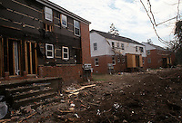1991 March ..HUD Foreclosed Property...DANIEL GARDENS.EXTERIOR...NEG#.NRHA#..
