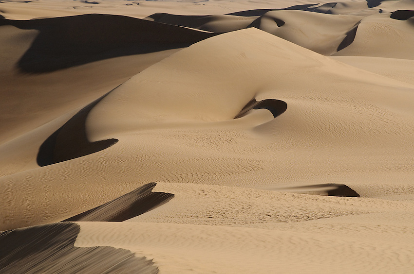 The Great Sand Sea, near Siwa