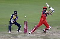 Dane Vilas of Lancashire in batting action during Lancashire Lightning vs Essex Eagles, Vitality Blast T20 Cricket at the Emirates Riverside on 4th September 2019
