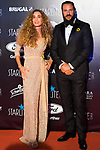 Blanca Cuesta and Borja Thyssen attend Photocall previous to Starlite Gala 2019. August 11, 2019. (ALTERPHOTOS/Francis González)