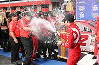 03/26/17 Kyle Larson wins the Auto Club 400