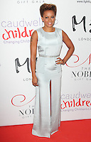 London - The Noble Gift Gala held at the ME Hotel, The Strand, London - December 8th 2012..Photo by Keith Mayhew.