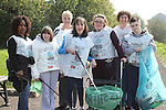 Anita, Leonie, Carol, Karen, Bridget, Mark and Victoria at the National Spring Clean of the Ramparts with Malta Services....(Photo credit should read Jenny Matthews www.newsfile.ie)....This Picture has been sent you under the conditions enclosed by:.Newsfile Ltd..The Studio,.Millmount Abbey,.Drogheda,.Co Meath..Ireland..Tel: +353(0)41-9871240.Fax: +353(0)41-9871260.GSM: +353(0)86-2500958.email: pictures@newsfile.ie.www.newsfile.ie.