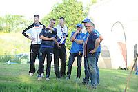 FIERLJEPPEN: JOURE: 27-06-2015, ©foto Martin de Jong
