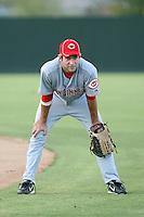 Drew Poulk - AZL Reds - 2010 Arizona League.Photo by:  Bill Mitchell/Four Seam Images..