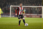 John Fleck of Sheffield Utd  during the championship match at the Bramall Lane Stadium, Sheffield. Picture date 10th April 2018. Picture credit should read: Harry Marshall/Sportimage