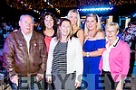 Dick Donnelly, Yvonne Leen, Caroline Donnelly, Sharon McElligott, Lorraine and Anne McEvoy, all from Tralee, pictured at the Austin Stacks Strictly Come Dancing held in the Dome, Tralee on Saturday night