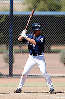 Logan Forsythe   - San Diego Padres - 2009 spring training.Photo by:  Bill Mitchell/Four Seam Images
