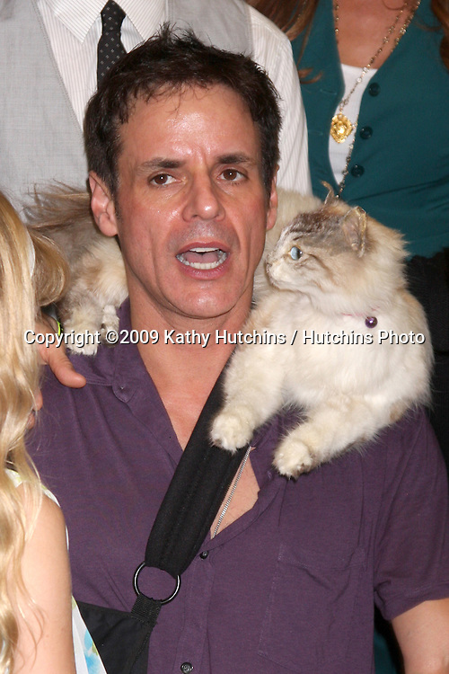 Christian LeBlanc at The Young & the Restless Fan Club Dinner  at the Sheraton Universal Hotel in  Los Angeles, CA on August 28, 2009.©2009 Kathy Hutchins / Hutchins Photo.