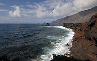 Roques de Salmor. El Hierro, Canary Islands.
