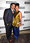 Brandon J. Dirden & Crystal A. Dickinson.attending the Broadway Opening Night Performance After Party for 'Clybourne Park' at Gotham Hall in New York City on 4/19/2012