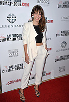 BEVERLY HILLS, CA. October 14, 2016: Paula Ortiz at the 30th Annual American Cinematheque Award gala honoring Ridley Scott &amp; Sue Kroll at The Beverly Hilton Hotel, Beverly Hills.<br /> Picture: Paul Smith/Featureflash/SilverHub 0208 004 5359/ 07711 972644 Editors@silverhubmedia.com