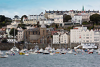 Royaume-Uni, îles Anglo-Normandes, île de Guernesey, Saint Peter Port// United Kingdom, Channel Islands, Guernsey island, Saint Peter Port