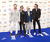 O2 Silver Clef Awards and lunch in aid of Nordoff Robbins 3rd July 2015 at Grosvenor House Hotel, Park Lane, London, Great Britain <br /> <br /> Red carpet arrivals <br /> <br /> Duran Duran<br /> <br /> <br /> Photograph by Elliott Franks<br /> <br /> <br /> 2015 &copy; Elliott Franks
