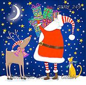 Kate, CHRISTMAS SANTA, SNOWMAN, WEIHNACHTSMÄNNER, SCHNEEMÄNNER, PAPÁ NOEL, MUÑECOS DE NIEVE, paintings+++++Christmas page 98 1,GBKM249,#x#