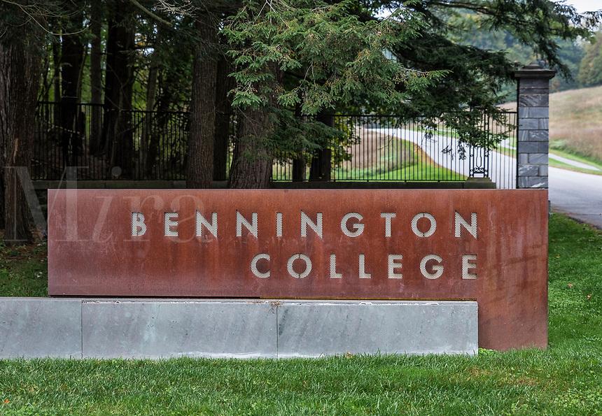 Bennington College,  Bennington, Vermont, USA.