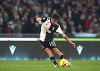 Football, Serie A: S.S. Lazio - Juventus Olympic stadium, Rome, December 7, 2019. <br /> Juventus' Paulo Dybala in action during the Italian Serie A football match between S.S. Lazio and Juventus at Rome's Olympic stadium, Rome on December 7, 2019.<br /> UPDATE IMAGES PRESS/Isabella Bonotto