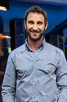 Dani Robira during the presentation of the new season of the tv show · El Hormiguero · of Antena 3 channel. September 01, 2016. (ALTERPHOTOS/Rodrigo Jimenez) NORTEPHOTO