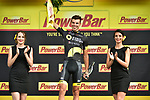 Lilian Calmejane (FRA) Direct Energie wins solo Stage 8 of the 104th edition of the Tour de France 2017, running 187.5km from Dole to Station des Rousses, France. 8th July 2017.<br /> Picture: ASO/Pauline Ballet | Cyclefile<br /> <br /> <br /> All photos usage must carry mandatory copyright credit (&copy; Cyclefile | ASO/Pauline Ballet)