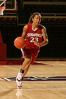 17 October 2005: Rosalyn Gold-Onwude during picture day at Maples Pavilion in Stanford, CA.