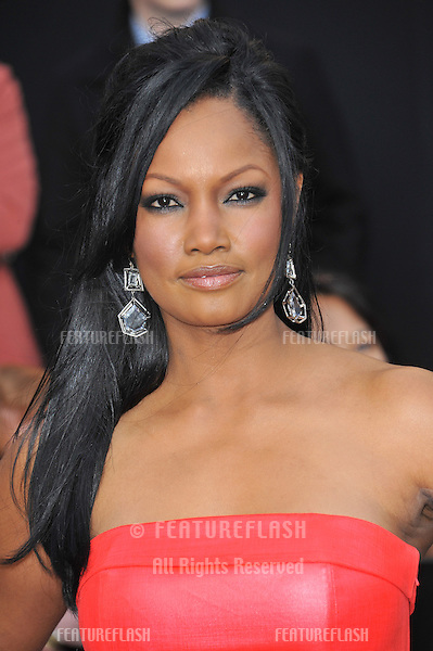 "Garcelle Beauvais-Nilon at the world premiere of ""The Hunger Games"" at the Nokia Theatre L.A. Live..March 12, 2012  Los Angeles, CA.Picture: Paul Smith / Featureflash"