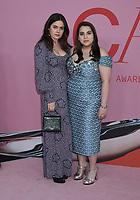 03 June 2019 - New York, New York - Molly Gordon and Beanie Feldstein. 2019 CFDA Awards held at the Brooklyn Museum. <br /> CAP/ADM/LJ<br /> ©LJ/ADM/Capital Pictures