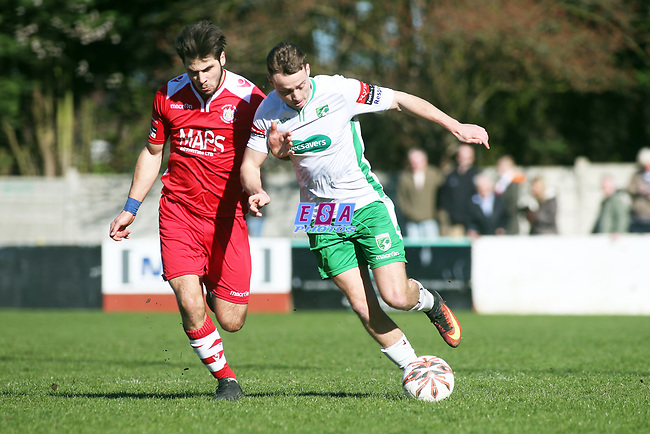 CHATHAM TOWN v GUERNSEY<br /> RYMAN SOUTH<br /> SATURDAY 25TH MARCH 2017