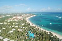 Vista &aacute;erea de la zona este del pa&iacute;s en La Romana.<br /> La Romana, Rep&uacute;blica Dominicana<br /> 26 de Octubre de 2010<br /> Foto: &copy; Cesar De La Cruz.