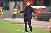 Fabio Liverani Lecce coach<br /> Roma 23-02-2020 Stadio Olimpico <br /> Football Serie A 2019/2020 <br /> AS Roma - Lecce<br /> Foto Antonietta Baldassarre / Insidefoto