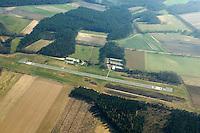 Deutschland, Niedersachsen, Flugplatz Uelzen