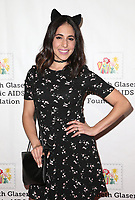29 October 2017 - Culver City, California - Gabrielle Ruiz. Elizabeth Glaser Pediatric AIDS Foundation's 28th Annual 'A Time For Heroes' Family Festival helming at Smashbox Studios. Photo Credit: F. Sadou/AdMedia