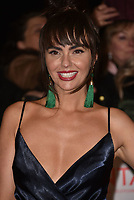 Jennifer Metcalfe attending the National Television Awards 2018 at The O2 Arena on January 23, 2018 in London, England. <br /> CAP/Phil Loftus<br /> &copy;Phil Loftus/Capital Pictures