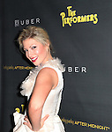 Ari Graynor attending the Broadway Opening Night Performance After Party for 'The Performers' at E-Space in New York City on 11/14/2012