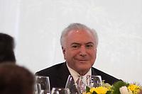 SÃO PAULO,SP, 30.07.2018 - TEMER-SP - Presidente da República Michel Temer, participa de almoço com os Empresários, na Sede da Fiesp em São Paulo, SP, nesta segunda-feira (30).(Foto: Danilo Fernandes/Brazil Photo Press)