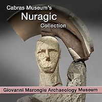 Pictures of Nuragic Artefacts - Giovanni Marongiu Archaeological Museum, Cabras -