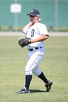 March 21st 2008:  Kody Kaiser of the Detroit Tigers minor league system during Spring Training at Tiger Town in Lakeland, FL.  Photo by:  Mike Janes/Four Seam Images