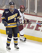 Rob LaLonde, Benn Ferreiro - Boston College defeated Merrimack College 3-0 with Tim Filangieri's first two collegiate goals on November 26, 2005 at Kelley Rink/Conte Forum in Chestnut Hill, MA.