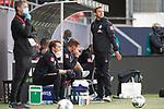 Florian Kohfeldt (Trainer SV Werder Bremen)<br /> <br /> <br /> Sport: nphgm001: Fussball: 1. Bundesliga: Saison 19/20: Relegation 02; 1.FC Heidenheim vs SV Werder Bremen - 06.07.2020<br /> <br /> Foto: gumzmedia/nordphoto/POOL <br /> <br /> DFL regulations prohibit any use of photographs as image sequences and/or quasi-video.<br /> EDITORIAL USE ONLY<br /> National and international News-Agencies OUT.