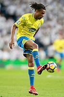 UD Las Palmas' Loic Remy during La Liga match. November 5,2017. (ALTERPHOTOS/Acero)